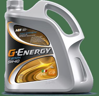 G-energy fsynth 5w40