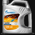 Газпромнефть Супер 10w 40 4л
