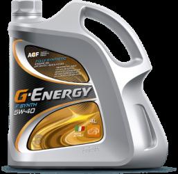 G Energy 5W 40 F Synth 4 л