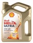 Shell Helix Ultra 5W 40 4л